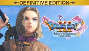 10 heures de jeu + 3 Graines de Compétences Gratuites pour Dragon Quest XI S sur PC (Dématérialisé)