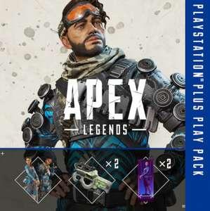 [PS+] Play Pack Apex Legends offert sur PS4 (Dématérialisé)