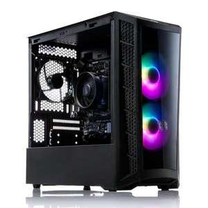 Tour PC Gamer - Ryzen 5 3600, MSI 3070 Ventus 2X OC,16 Go RAM, 500 Go SSD, Alim Corsair 650W, B450M-A, Sans OS