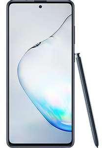 "Smartphone 6.7"" Samsung Galaxy Note 10 Lite + Enceinte Bluetooth JBL Flip"