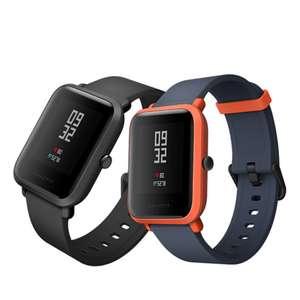 Montre connectée Xiaomi Huami Amazfit Bip - Orange ou Vert (30.82€ avec le code 1111VENTE3)