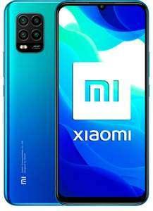 """Smartphone 6.57"""" Xiaomi Mi 10 Lite 5G - full HD+, AMOLED, SnapDragon 765G, 6 Go de RAM, 128 Go, bleu"""