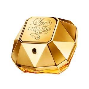 Sélection de parfums en promotion - Ex: Eau de Parfum Femme Paco Rabanne Lady Million 50 ml