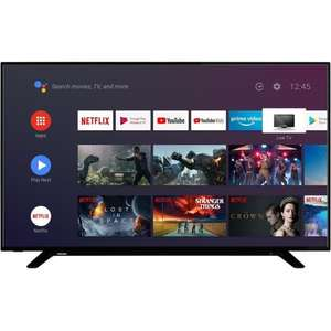 "TV 50"" Toshiba 50UA2063DG - 4K UHD, HDR, LED, Android TV, Dolby Vision"