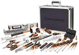 Mallette à Outils Magnusson - 119 Pièces