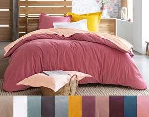 Drap-housse Lauréat - en flanelle, 90x190 cm, différents coloris