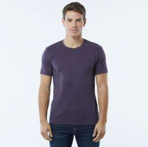 Jusqu'à 40% de réduction sur une sélection d'articles - Ex : T-shirt Calvin Velvet (Tailles au choix)