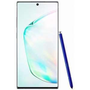 """[Etudiants/MyUnidays] Smartphone 6.8"""" Samsung Galaxy Note 10+ Plus - 256 Go + Montre connectée Samsung Galaxy Offerte"""
