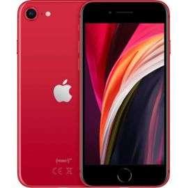 Smartphone Apple iPhone SE A2296 - Rouge (+75.6€ Rakuten Points)