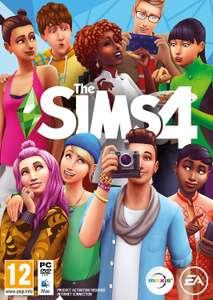 The Sims 4 sur PC & MAC (Dématérialisé - Origin) + Sélection de DLC en promotion