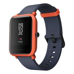 Montre connectée Xiaomi Huami Amazfit Bip - Orange (30.34€ avec le code BFRAPIDE5)