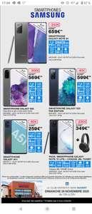 """[Carte Costco] Smartphone 6.7"""" Samsung Galaxy Note 20 - 256Go - Villebon sur Yvette (91)"""