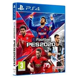 Jeu eFootball PES 2020 sur PS4