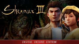 Shenmue III Deluxe Edition sur PC (Dématérialisé - Steam)