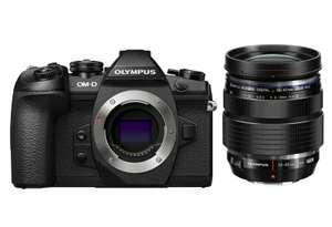 Sélection d'offres - Ex : Appareil Photo Hybride Olympus OM-D E-M1 Mark II + Objectif M.Zuiko Digital ED 12-40mm f/2.8 Pro + Flash FL-LM3