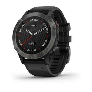 Montre GPS Garmin Fenix 6 Pro Sapphire (colizey.fr)