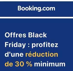 30% de réduction minimum sur une sélection de séjours ou activités (jusqu'au 31/12/21)