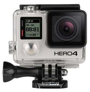 Caméra sportive GoPro Hero 4 - Black Edition