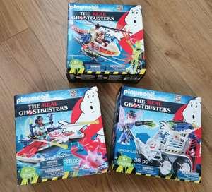 Sélection de jouets Playmobil The Real Ghostbusters 7.95€ pièce (Différents modèles) - Houilles (41)