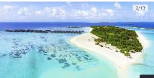 Séjour de 5 nuits aux Maldives - vol A/R + Hotel 5* en pension complète à partir de 1215€