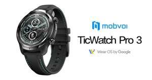 Montre Connectée Mobvoi Ticwatch pro 3 GPS ( + cagnotte en superpoints suivant statut )