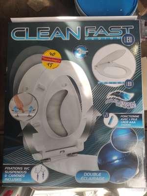 Abattant WC CleanFast - Le Cannet (06)