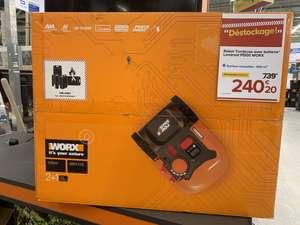 Robot Tondeuse avec Batterie Worx Landroid M500 - Plan de Campagne Cabriès (13)