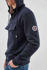 Sélection d'articles Teddy Smith en promotion - Ex: Sweat S-Nice Hoody