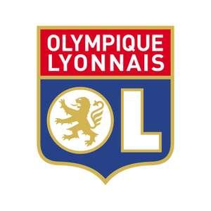 20% de réduction sur toute la boutique de l'Olympique Lyonnais (sauf promotion en cours)