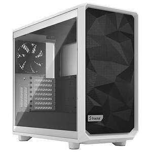 Boitier PC Fractal Design Meshify 2 Clear TG - Blanc