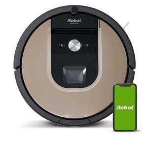 Aspirateur robot iRobot Roomba 976 Beige et Noir