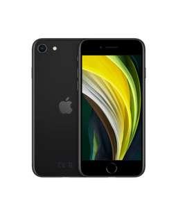"Smartphone 4.7"" Apple iPhone SE (2020) - 128 Go, HD+, A13, 3 Go RAM, Différents coloris (via 107.8€ sur la carte de fidélité)"