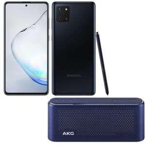 "Smartphone 6.7"" Samsung Galaxy Note 10 Lite - 128Go + Enceinte Bluetooth S30 - Bleu"