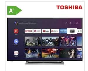 "TV LED 55"" Toshiba 55UA3A63DG - Direct LED, UHD 4K, HDR, Dolby Vision, Chromecast, Android TV"