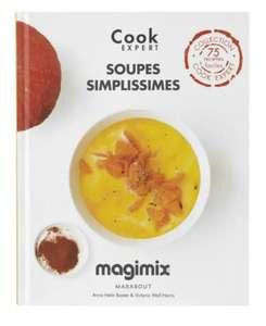 2 Livres de recettes Magimix Cook Expert achetés parmi une sélection = 1 Livre offert (magimix.fr)