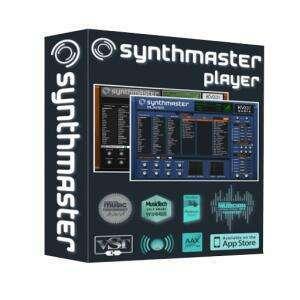 SynthMaster Player Gratuit sur PC & Mac (Dématérialisé - VST / AAX)