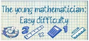 Jeu The Young Mathematician: Easy Difficulty gratuit sur PC & Xbox One / Series S|X (Dématérialisé)