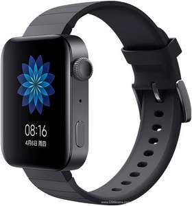 Montre connectée Xiaomi Mi Watch (98,52€ avec le code NYFR7)