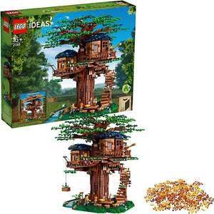 Jeu de construction Lego 21318 - La cabane dans les bois