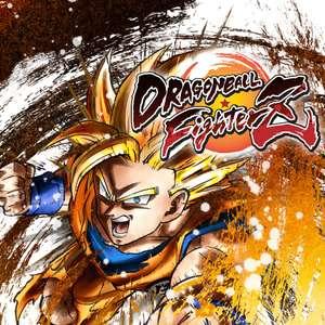 Dragon Ball FighterZ sur PS4 (dématérialisé, store turc)