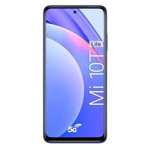 "Smartphone 6.67"" Xiaomi Mi 10T Lite 5G - full HD+ 120 Hz, SnapDragon 750G, 6 Go de RAm, 128 Go, noir"