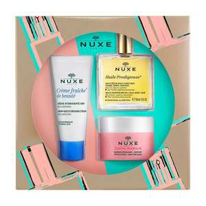 Coffret Nuxe Essential Face Care Gift