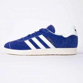 Baskets homme Adidas gazelle - Bleu (lebuzzsneakershop)