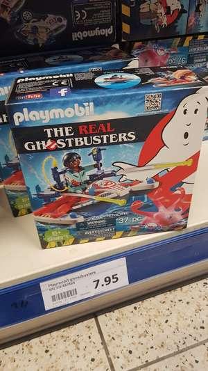 Playmobil Ghostbusters Zeddemore avec Scooter des mers - Chelles (77)