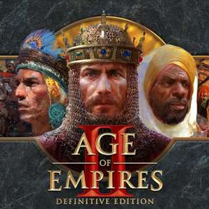 Age of Empires II: Definitive Edition à 8.57€ et Age of Empires Definitive Edition à 4.29€ sur PC (Dématérialisé - Steam)