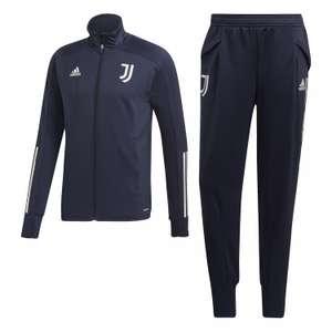 Survêtement pour adultes adidas Juventus 20/21 - Bleu foncé, toutes tailles