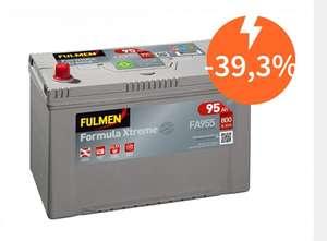 Batterie de voiture Fulmen Formula Xtreme - 12V, 95Ah, 800A (batteryset.com)