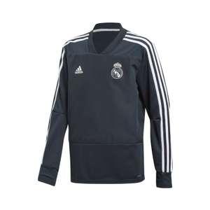 Sweat entrainement Adidas Real Madrid junior