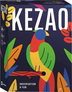 Jeu de Société Kezao