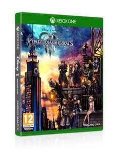 Jeu Kingdom Hearts 3 sur Xbox One (Retrait magasin)